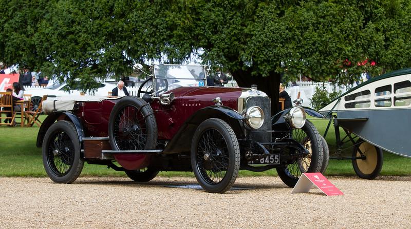 1920 Vauxhall 30-98 Tourer