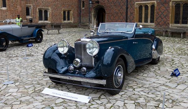 1939 Bentley 4 1⁄4 Litre Cabriolet