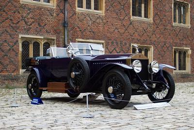 1919 Rolls-Royce 40/50 HP Silver Ghost Alpine Eagle Tourer