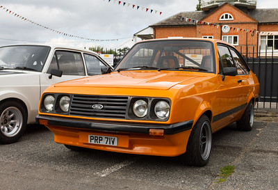 1980 Ford Escort RS