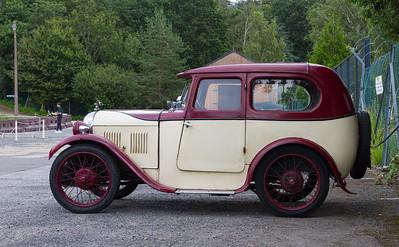 1929 Austin Seven Swallow