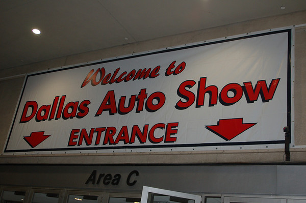 Welcome to the 2009 Dallas Auto Show!