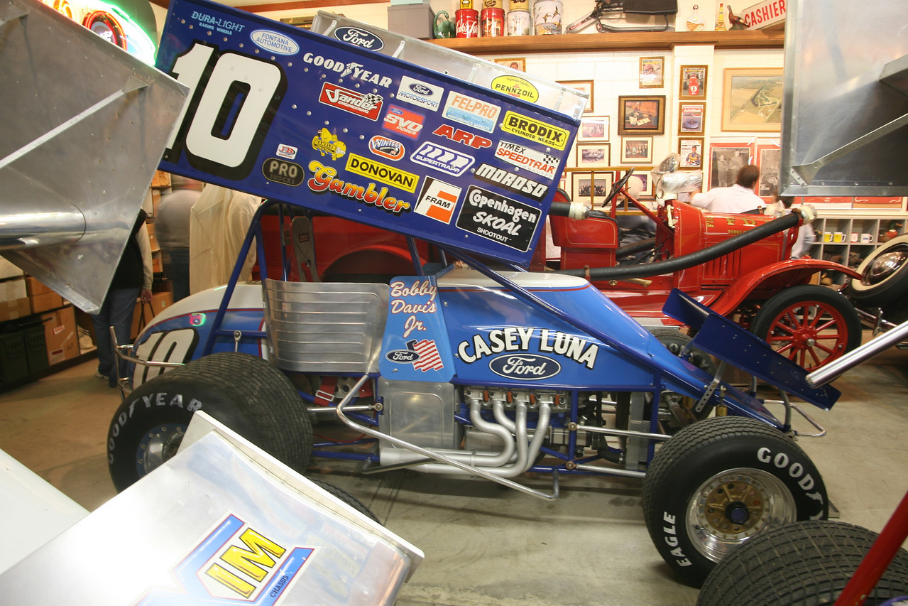 Bobby Davis Jr. #10 car