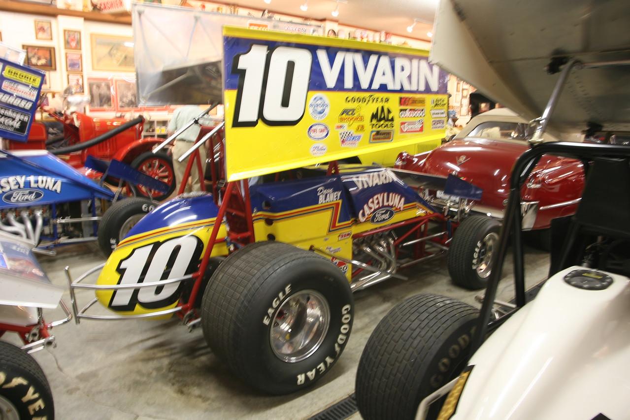 Dave Blaney #10 car