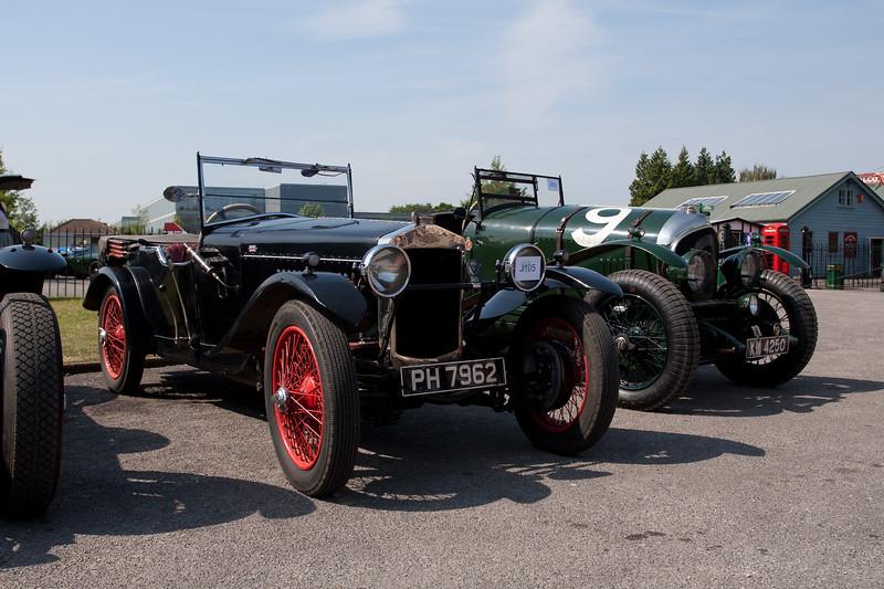 1928 - Frazer Nash Boulogne Super Sports