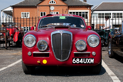 1953 Lancia Aurelia B20 GT