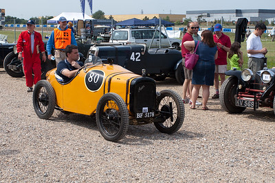 1929 - Austin 7 Supersports