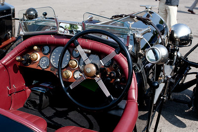 1929 - Bentley 4½ litre supercharged