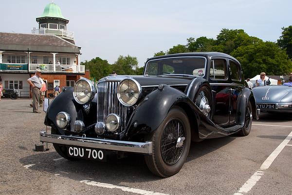 1937 SS Jaguar 2.5 litre Saloon