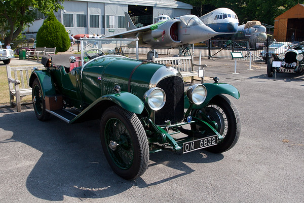 1925 - Bentley 3 Litre