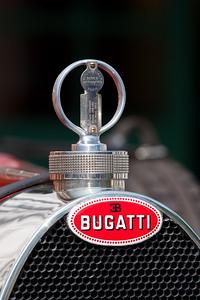 Boyce Motometer - 1926 Bugatti Type 35