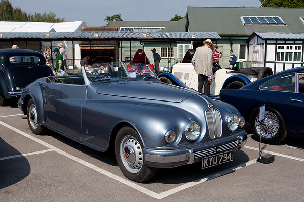 1951 Bristol 401 Special