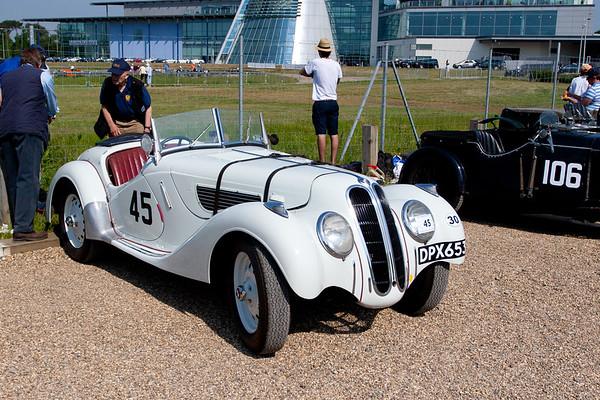 1938 Frazer Nash-BMW 328 2 STR