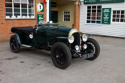 1923 - Bentley 3/4½ Litre