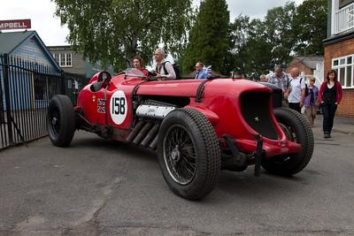 1929 - Napier-Bentley (24 Litre Napier Sea Lion W12)