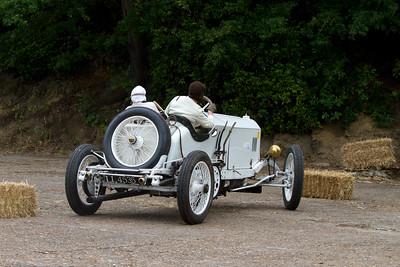 1913 - Mercedes Rennwagen