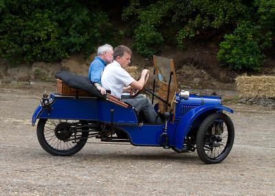 1913 - Morgan 3 wheeler