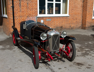 1925 - Salmson Gran Sport