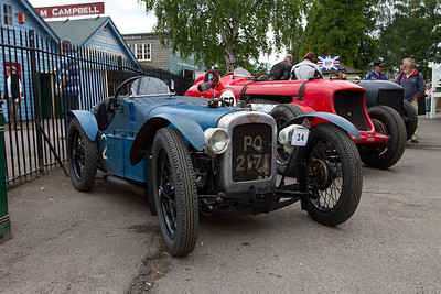 1930 - Austin 7 Blackburne