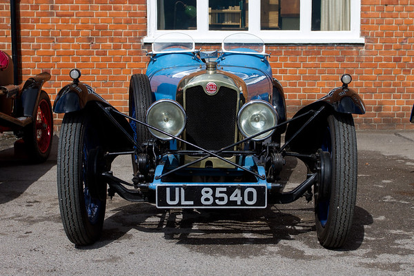 1929 Rally ABC