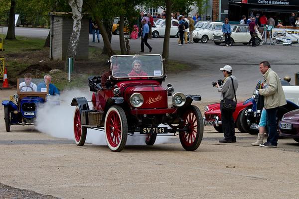 1914 - Stanley Steamer