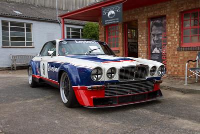 1976 - Jaguar XJC Broadspeed