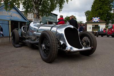 Brooklands Double Twelve 2011