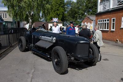 """1930 Packard-Bentley Special """"Mavis"""" 42 Litre Packard-engined Bentley"""