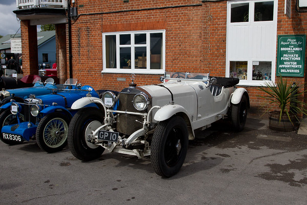 1930 Mercedes-Benz 36/220 SS