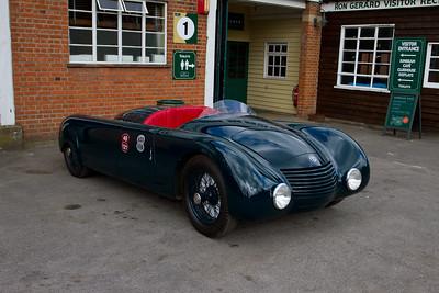 1935 - Alfa Romeo 6C 2300 Aerospyder