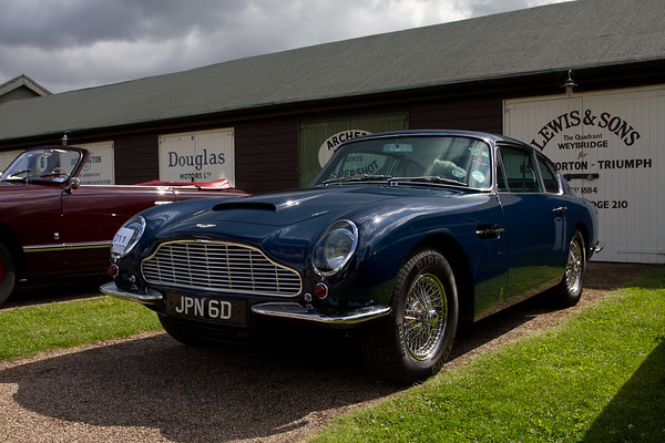 1965 - Aston Martin DB6