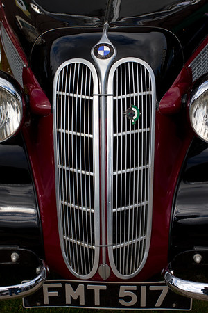 1937 - Frazer Nash/BMW 326 Saloon