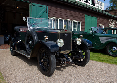 1927 - Windsor 2 Seater