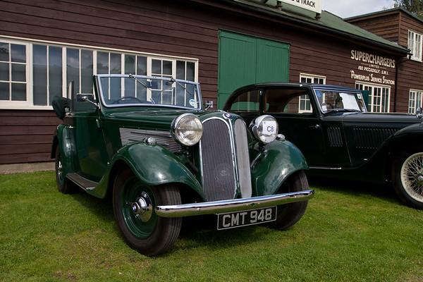 1935 - Frazer Nash/BMW 326 Cabriolet