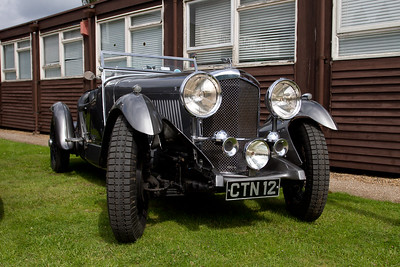 1935 - Bentley 3½ Litre