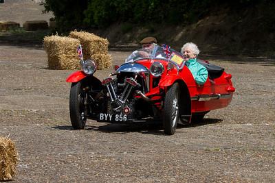 Brooklands Double Twelve 2012