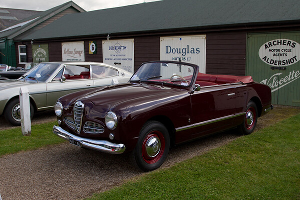 1952 - Alfa Romeo Farna Cabrolet