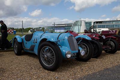 1936 - Darracq (Talbot Lago) T150C