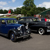 Rover 10 and Chevrolet Stylemaster US Navy Staff Car
