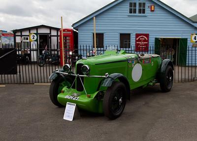 "1934 - Talbot 105 ""Alpine Team Car"""