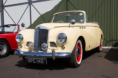 1955 - Sunbeam Talbot Mk III