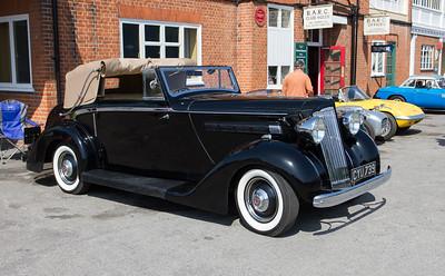 1936 - Packard 120 Sedanica Coupe