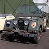 1952 Land Rover Minerva TT Ambulance