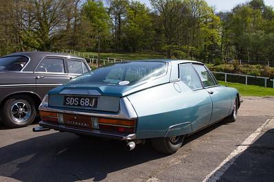 1971 - Citroën SM 2.7 V6