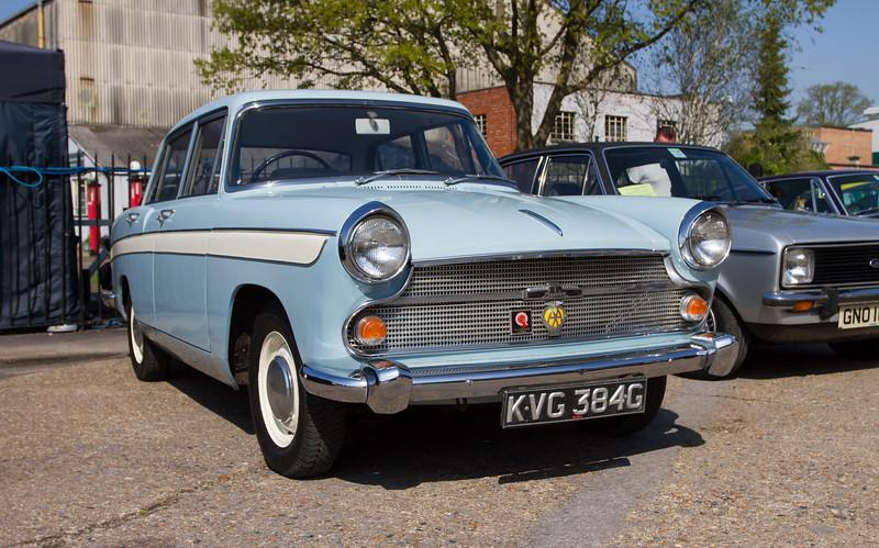 1969 - Austin A60 Cambridge