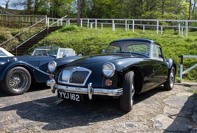 1962 - MGA Mk II 'Deluxe'