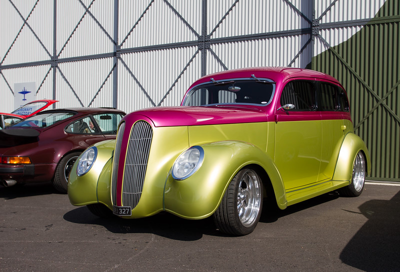1936 Chrysler Hot Rod
