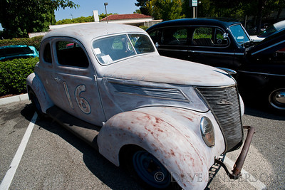 1937 Ford Coupe Rat Rod