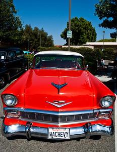 Brad Budinger's 1956 Chevrolet Bel Air
