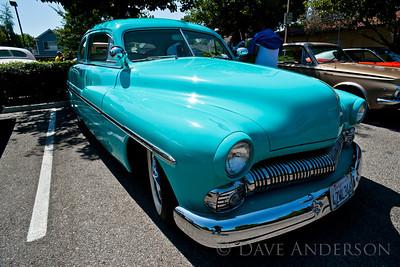 Charles Damskey's 1950 Mercury 8